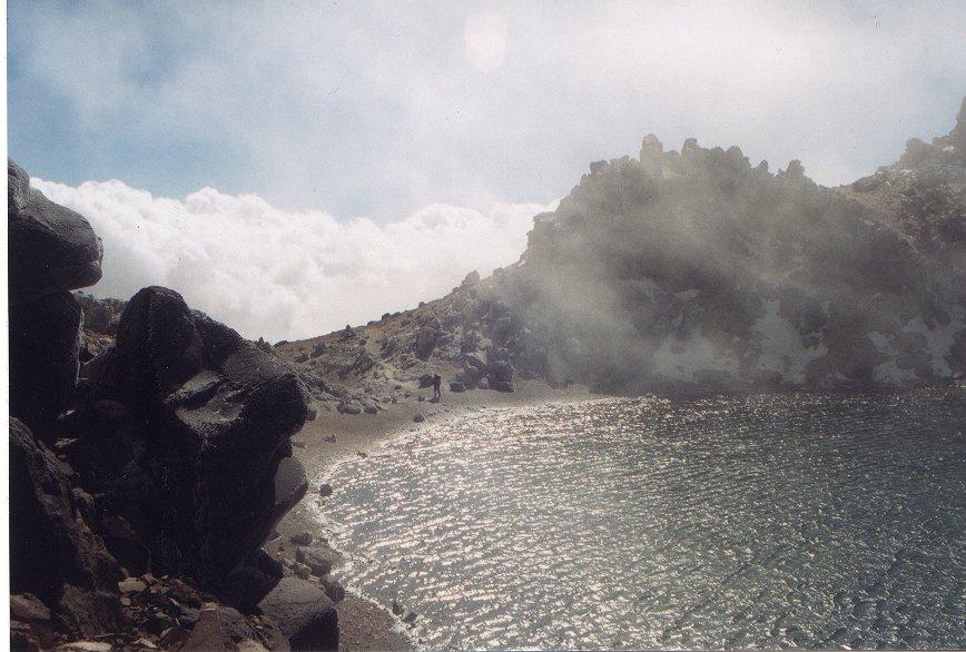 Damavand Volcano Iran  damawandde