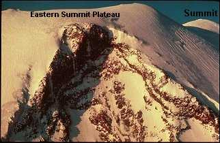 Eastern Plateau and Summit Area