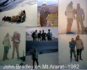 John Bradley died 2.10.2001