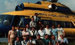 1990 Ararat 8 Team Photo