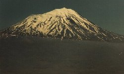 Approaching Mount Ararat