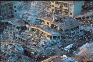 Ercis, Turkey, 6,000 buildings knocked down